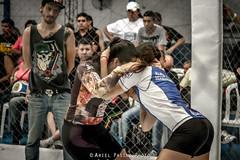 Grappling Femenino . Ariel Pasini Photo