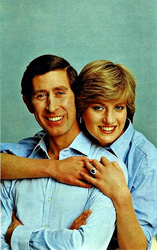 Prince Charles & Princess Diana, Sovereign Series Royal Wedding 1981, No. 10 Informal Portrait By Lord Snowden, July 26, 1981, Published By Prescott-Pickup & Co. Ltd, Made In England   by France1978