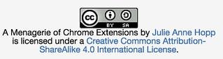 CC License Menagerie | by hopphaus