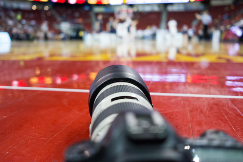 Iowa State Basketball Tournament | by Phil Roeder