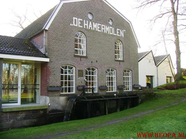 W.S.V.de Trekvogels 09-02-2008 15 Km  Apeldoorn (14)