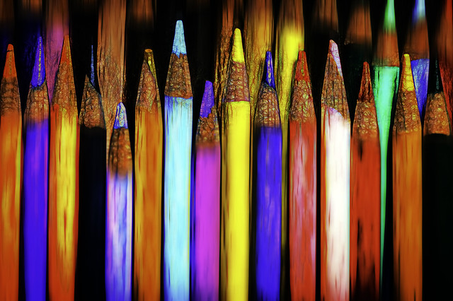 Colored Pencils-0448 S