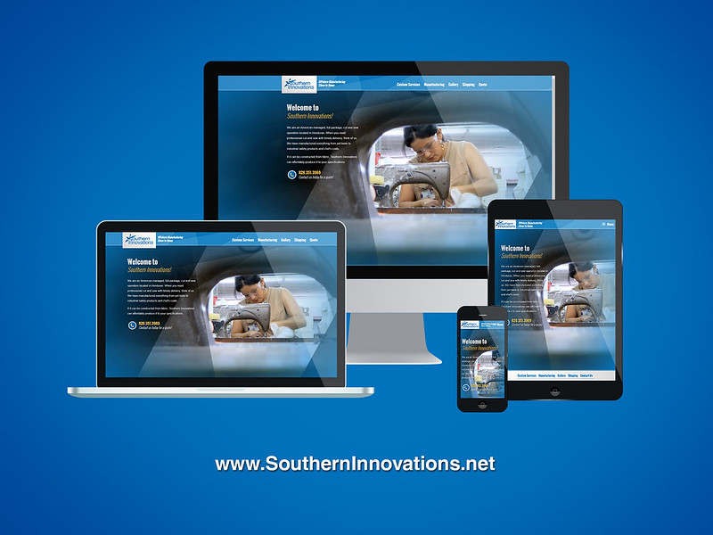 Southern Innovations Responsive Website Design