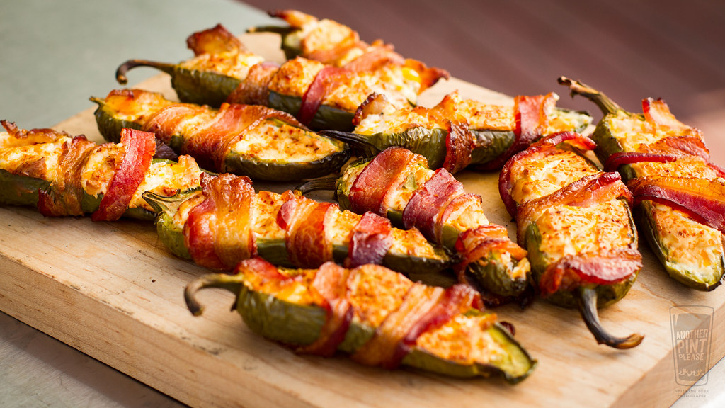Smoked Jalapeno Poppers on the Weber Summit Charcoal Grill… | Flickr