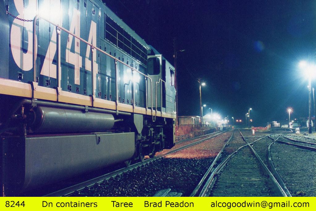 82 Class - Taree by alcogoodwin