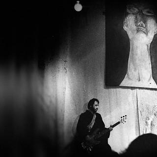 The bass player  #photooftheday #amazing #likes4follow #look #instalike #igers #picoftheday #instadaily #instafollow #followme #instagood #bestoftheday #instacool #instago #play #style #fashion #milano #blackandwhite #bw #bnw #show #music #art #monochrome | by Mario De Carli