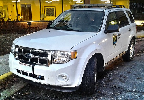 Wisconsin, 12-25-2014, Ford Escape Security Vehicle, 39 degrees outside Photo