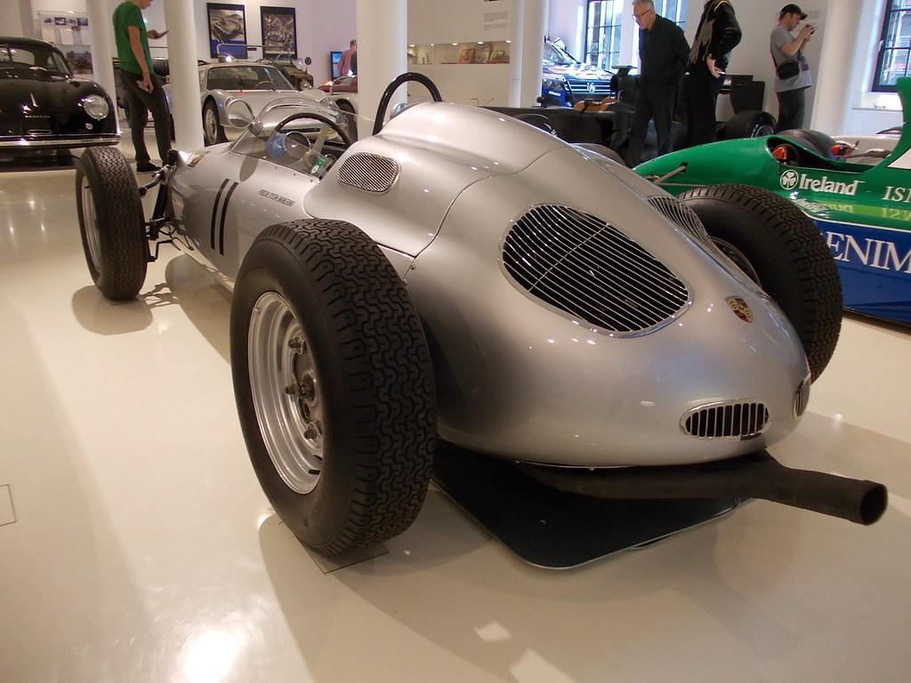 Porsche 718 2 Formula 1 2 1960 A Photo On Flickriver