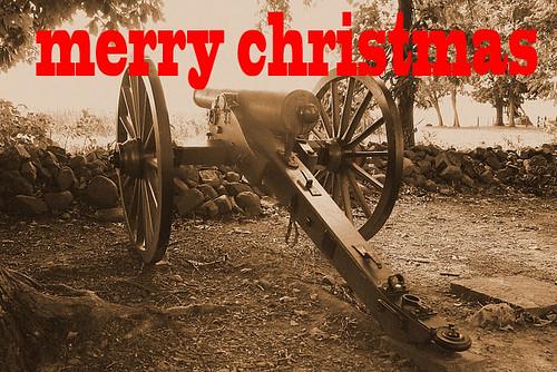 christmas gettysburg