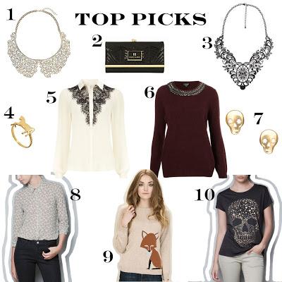 Top picks I love: week 22