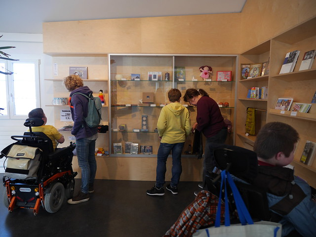 Besuch des Mathilde Escher-Heims 20150303