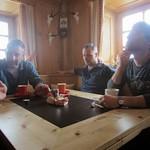 Skitourentage 2015, Stützpunkt Tschuggen