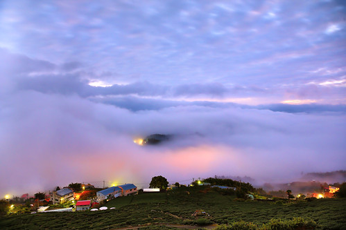 sunset cloud mountain canon landscape taiwan 夕陽 siding chiayi hy bai 阿里山 alishan 嘉義 雲海 雲霧 雲瀑 隙頂 風景攝影 阿里山公路 石棹 中埔 1250m 流雲 琉璃光 頂石棹 sidingshan hybai