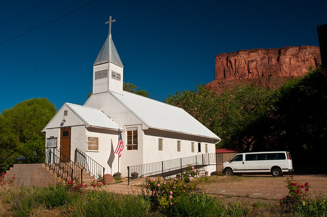 Church Of The Red Rocks