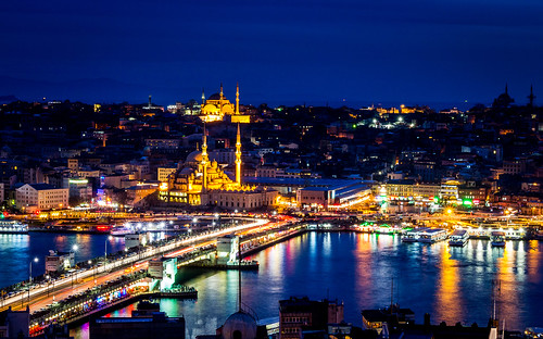 Istanbul at night | by Juraj Patekar