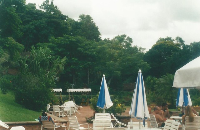 Piscina/Pool, Foz do Iguaçu, Brasil/Foz, Brazil - www.meEncantaViajar.com