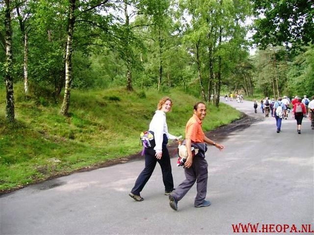 1e dag Amersfoort  40 km  22-06-2007 (19)