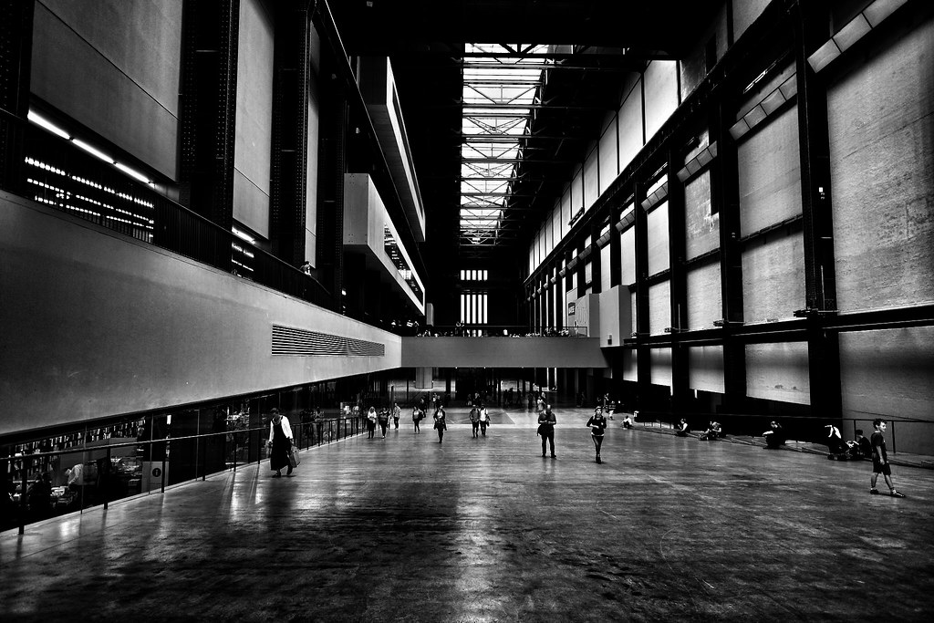 Inside Tate