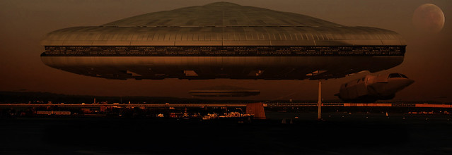 UFO Over The Throgs Neck Bridge: Robert Bogdany
