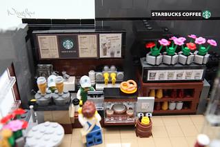 MOC Starbucks (15)   by WingYew