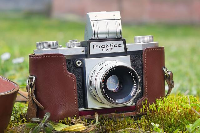 KW Dresden Praktica FX 2 from 1960