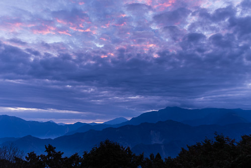 sunrise canon dawn wideangle chiayi 阿里山 6d 嘉義 alisan 日出 晨 廣角 ef1635mmf4lisusm