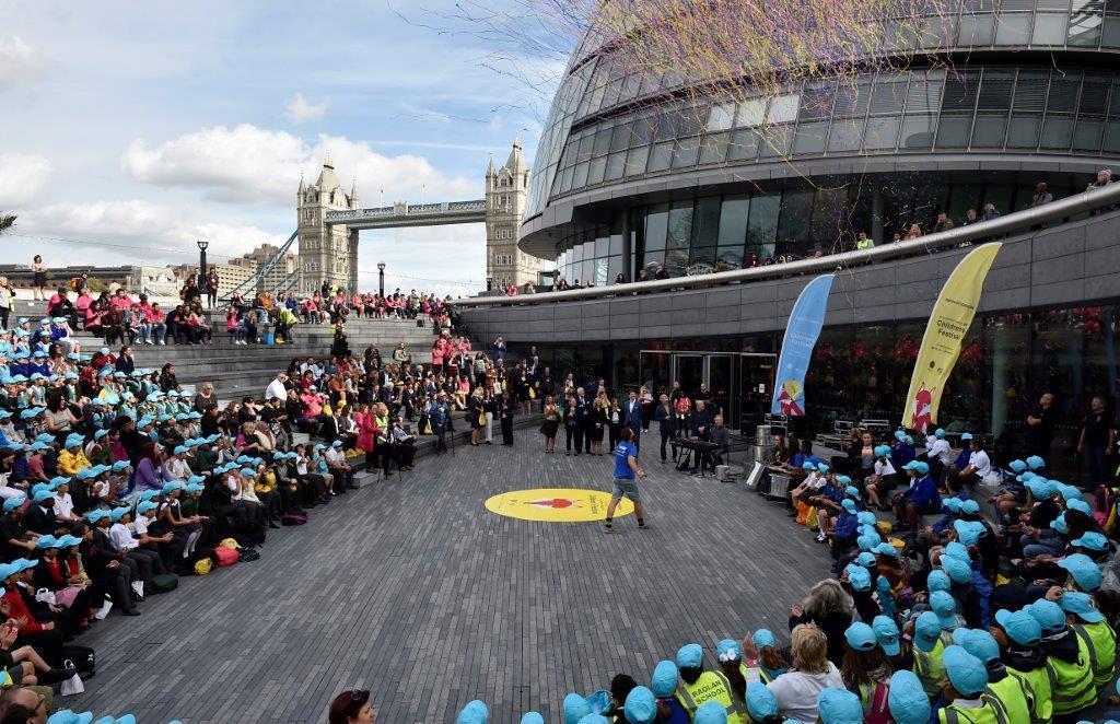 London Curriculum Children's Festival