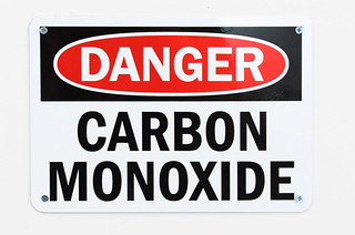 Danger Carbon Monoxide | by SmartSignBrooklyn