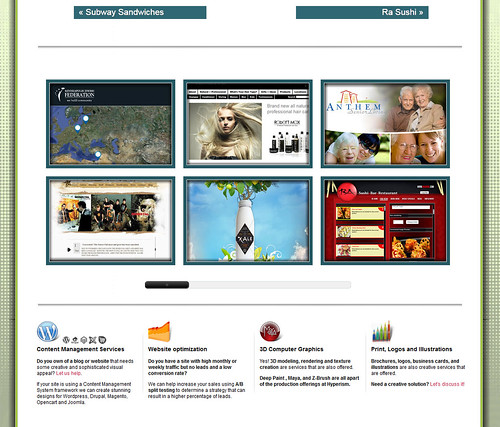 Tucson Web and Design - Responsive (Wide)