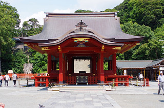 Temple Hachimangu   by sonyan_en_photo
