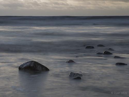 longexposure beach wales coast place unitedkingdom ceredigion llanrhystud