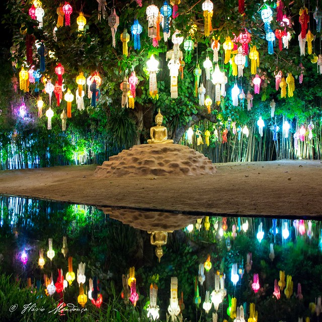 Wat Phantao, Chiang Mai.
