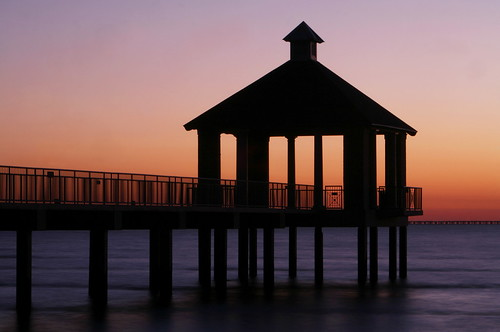 statepark longexposure winter sunset lana silhouette catchycolors pier louisiana mandeville causeway gramlich canoneos5d sttammanyparish fontainebleaustatepark lanagramlich feb192015