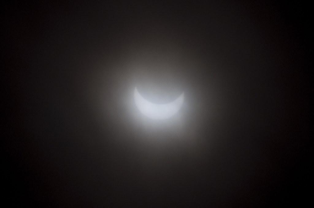 Eclipse de sol (iii)