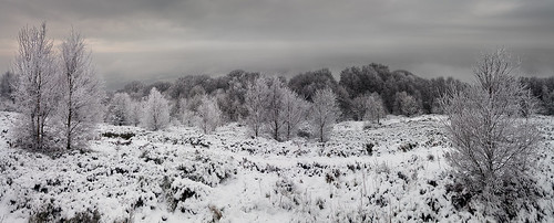 panorama snow fog hoarfrost january stitched ilkley otley chevin whalfedale