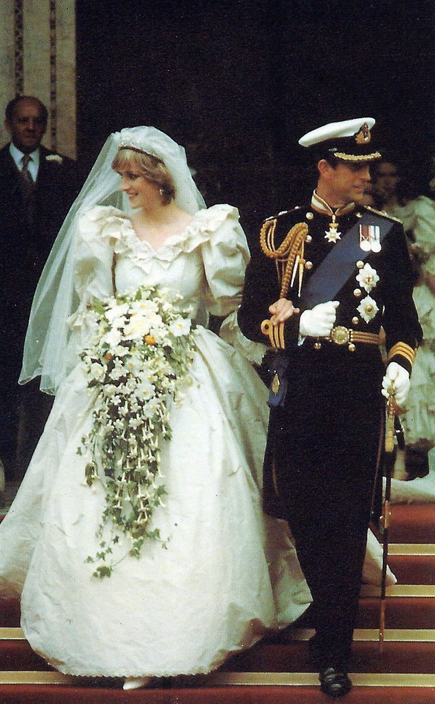 Diana And Charles Wedding.Princess Diana Prince Charles Sovereign Series Royal We
