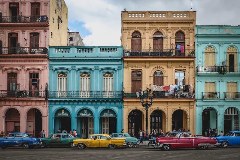 Colores La Habana