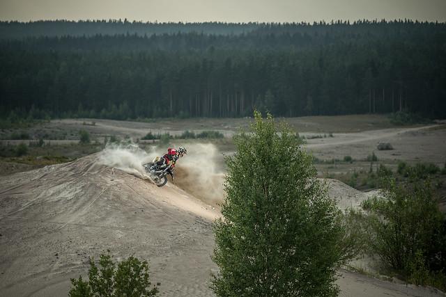 Rider Valery Evsin