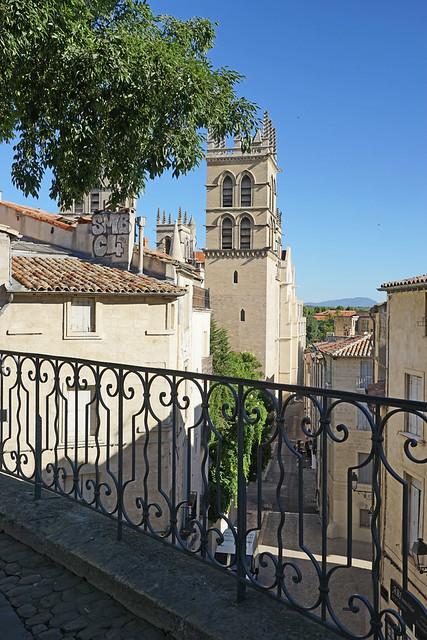 La cathédrale Saint Pierre (Montpellier)