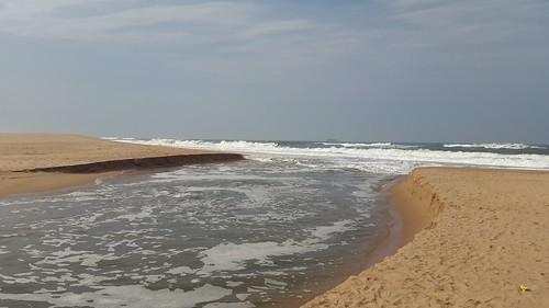 durban south africa southafrica travel outdoors umhlanga sea water ocean beach coast coastal coastline lagoon wave waves sand
