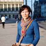 Ghent-Authentic Chinese guide Yun Liu