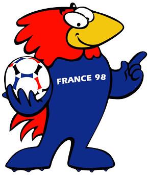 France98mascot