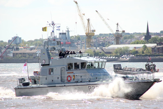 Battle of the Atlantic 70th Commemorations in Liverpool