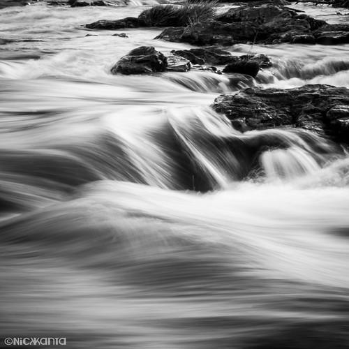 blackandwhite bw water oregon river nikon rocks monochromatic rogueriver roguevalley d90 outdoorphotography tamron1750