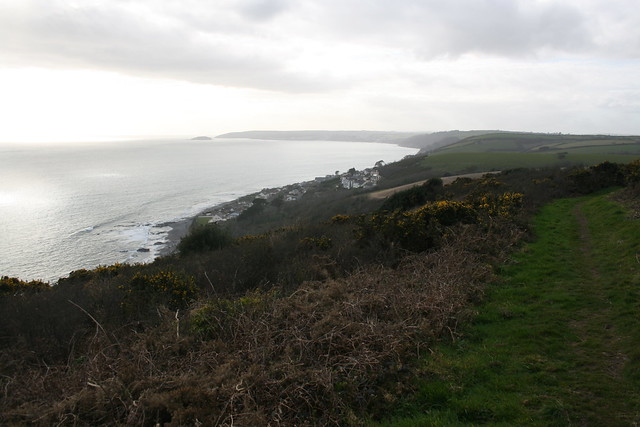 Battern Cliffs near Downderry