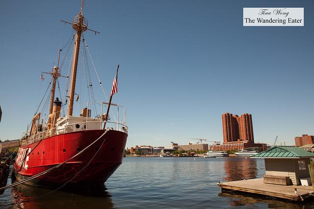 Lightship Chesapeake - The Baltmore Maritime Museum