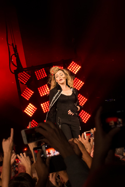 Madonna - Rebel Heart Tour - Bercy, Paris (2015)