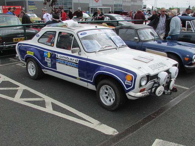 Ford Escort RS2000 RMH401L
