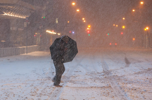 Blizzard of 2015 New York City | by Anthony Quintano