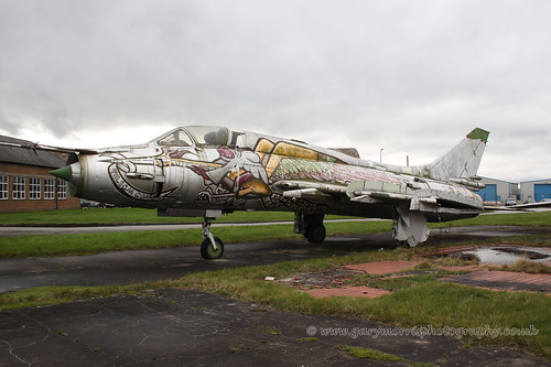 35Red Sukhoi Su-17M3   by Gary J Morris